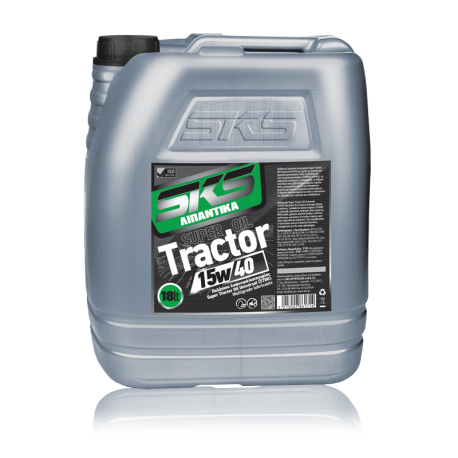 SUPER TRACTOR OIL SAE 15W/40